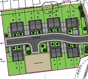 New Community Homes for Pinchbeck